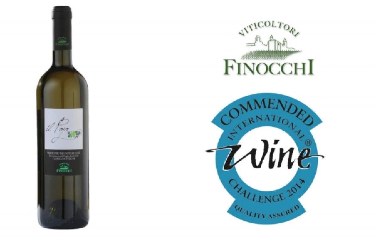 Commended Medal all'International Wine Challenge 2014